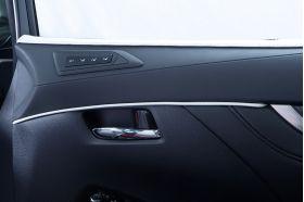 アクセントラインセット 30系ALPHARD&VELLFIRE 運転席側ドア ホワイト×ブラック