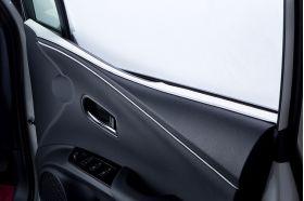 アクセントラインセット 50PRIUS ホワイト 運転席側