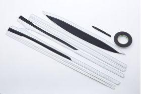 アクセントラインセット 50PRIUS専用 ホワイト×ブラック