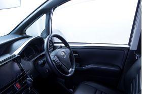アクセントラインセット 80NOAH&VOXY&ESQUIRE ブラック×ホワイト 運転席側