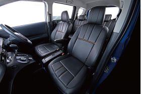 シートカバー 車種限定 type 170 Sienta シエンタ