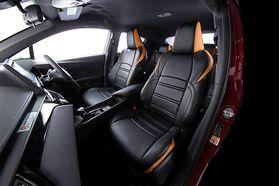C-HR限定シートカバー  custom spec. オレンジ