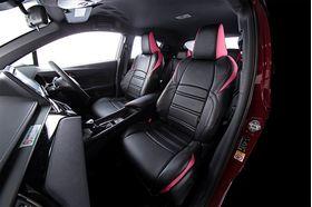 C-HR限定シートカバー  custom spec. Mピンク