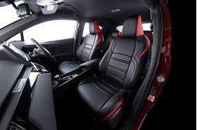 C-HR限定シートカバー  custom spec. レッド