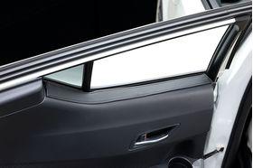アクセントラインセット C-HR ブラック装着イメージ