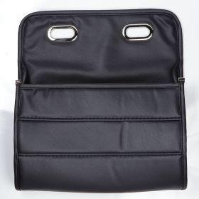 SD-SERIES ヘッドレスト・ポケット ブラック