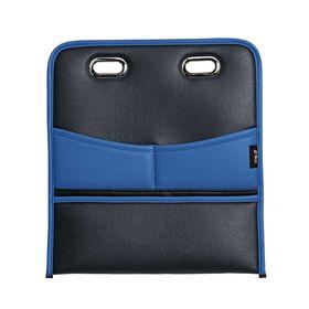 SDヘッドレストポケット ブルー